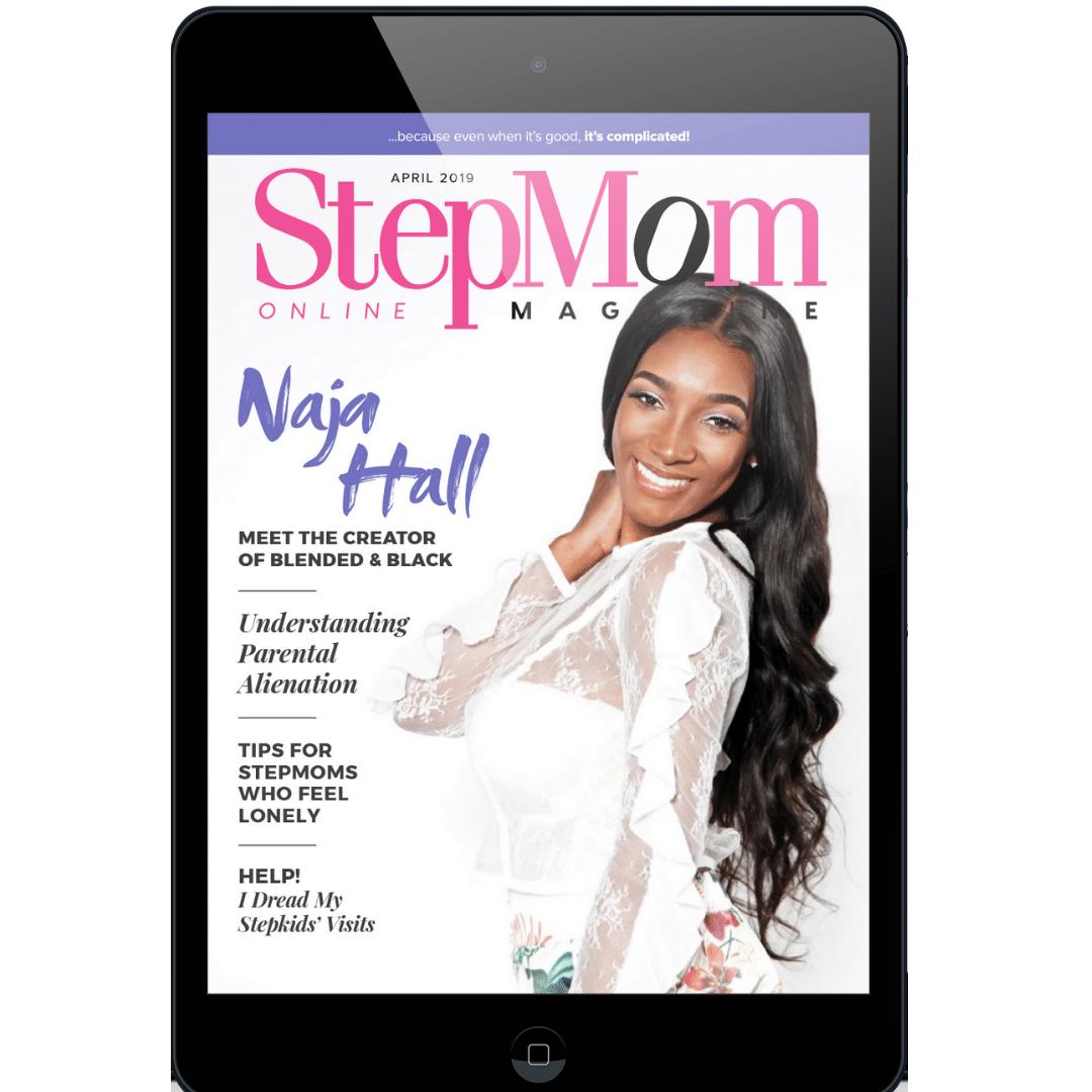 Monthly StepMom Magazine