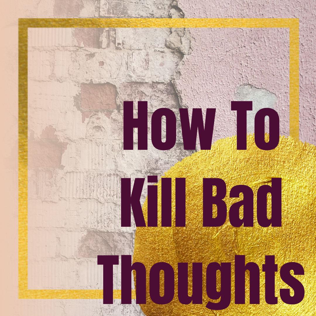 This is an advanced course for those that are ready to do self-guided psychotherapeutic CBT. Negative thinking is a major source of pain. Learn how to kill negative thoughts before they get out of hand.